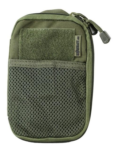 KOMBAT UK Sumka molle (pouzdro,taška,kapsička,EDC) Pocket Buddy Kombat oliv