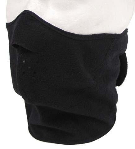 MFH Kukla (obličejová maska) termo černá