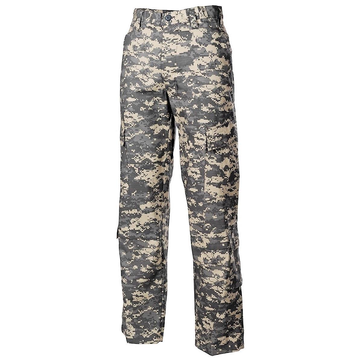 Kalhoty ACU AT-DIGITAL ripstop MFH Vyberte velikost: XS/R