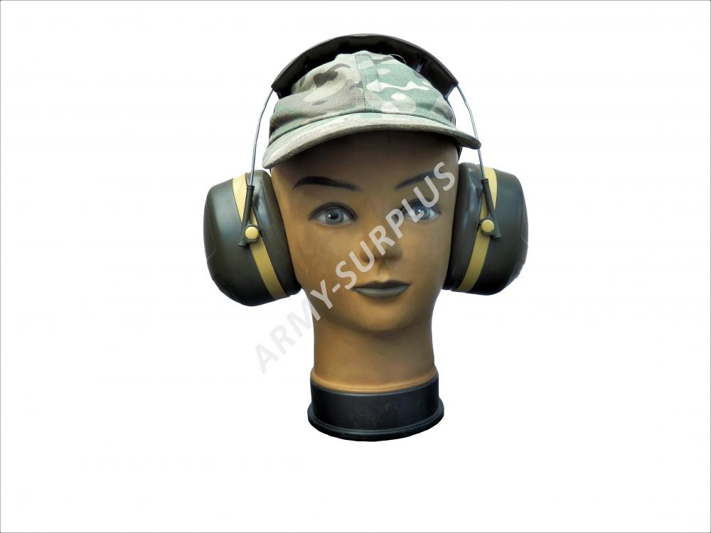 Chrániče sluchu Peltor H10A Bulls Eye III Varianta: použité
