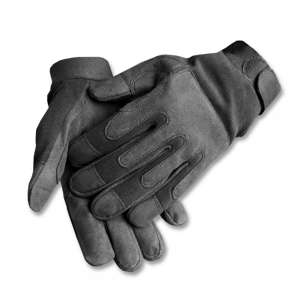 MILTEC Rukavice army gloves černé Velikost: S