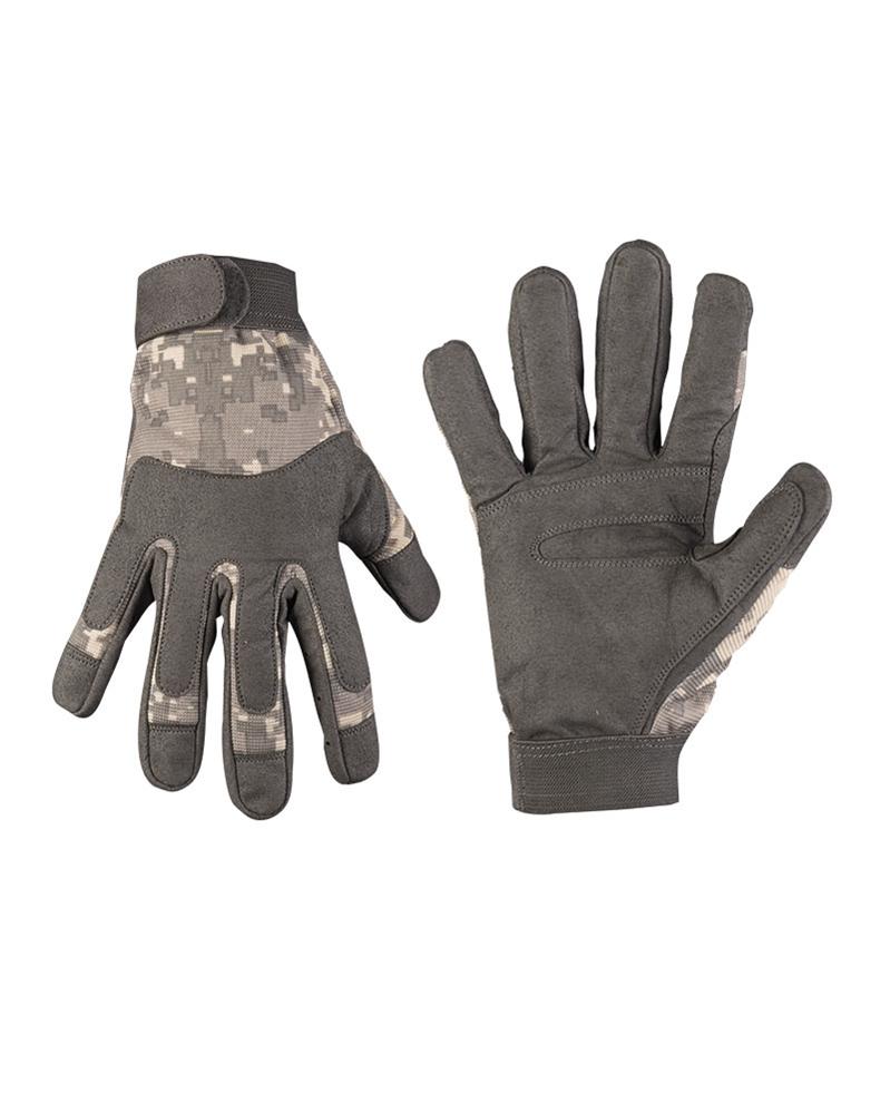 MILTEC Rukavice army gloves ACU AT-Digital Velikost: L