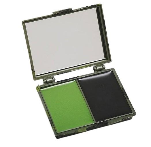 MILTEC Barvy maskovací v krabičce 2 color