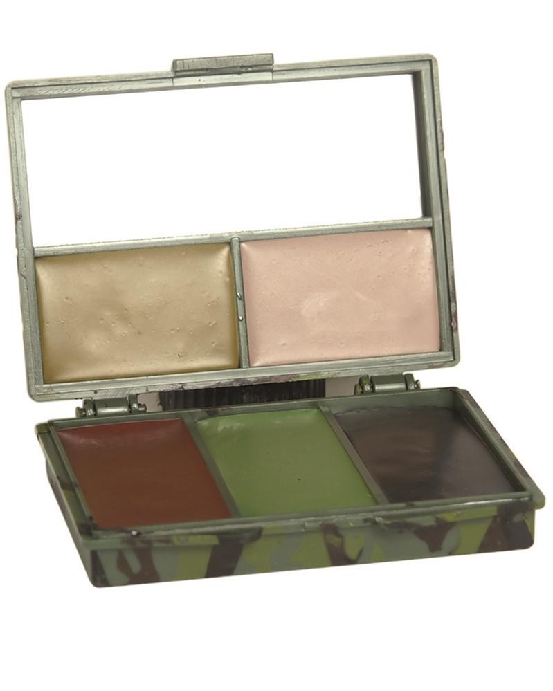 MILTEC Barvy maskovací v krabičce 5 color