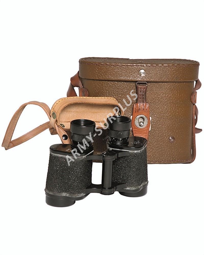 ARMÁDNÍ ORIGINÁL POLSKO Dalekohled triedr binocular 8 x 30 armádní Polsko WP 1965 originál s pouzdrem