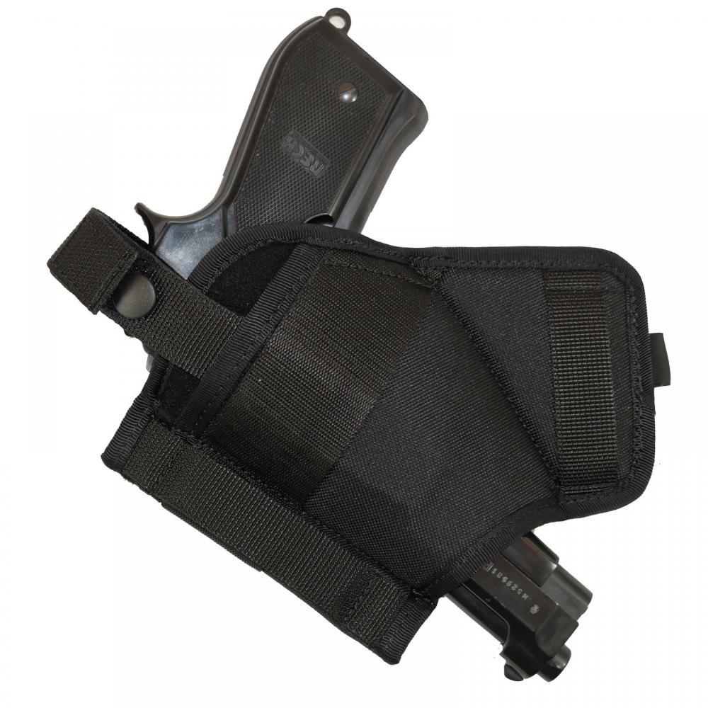 Opaskové pistolové pouzdro oboustranné multivariabilní 298-1 Dasta