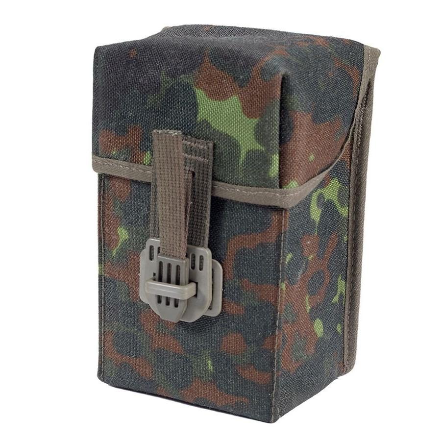 ARMÁDNÍ ORIGINÁL BW BUNDESWEHR Sumka G3 originál BW (Bundeswehr) flecktarn Varianta: použitá