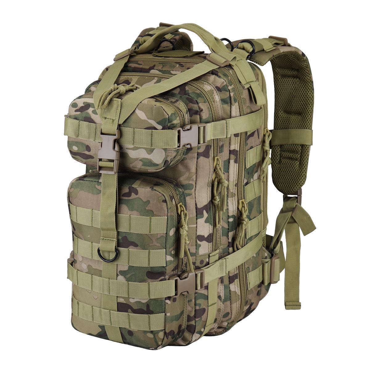 Batoh US ASSAULT Backpack multicamo 25l molle CMG
