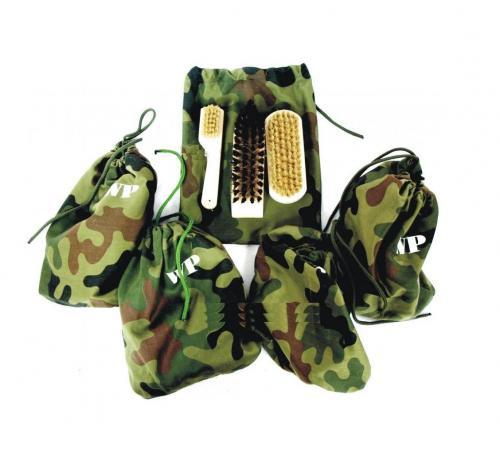 ARMÁDNÍ ORIGINÁL POLSKO Čištění na obuv WP polská armáda komplet originál Varianta: nylonový obal