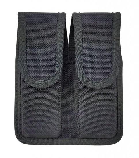 Opaskové pouzdro na zásobník BIANCHI dvojité Model 7302 černé