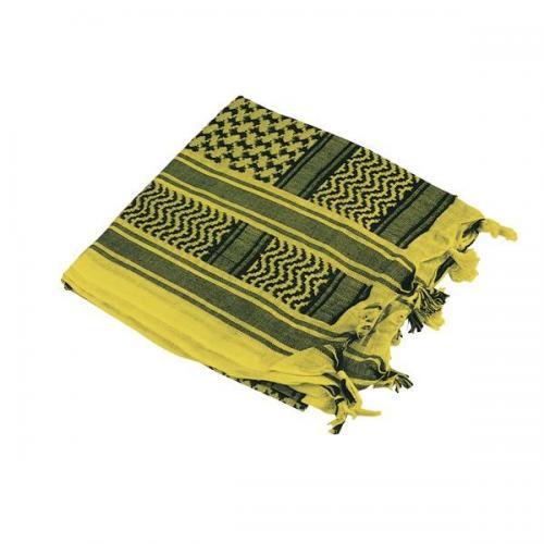MMB Šátek palestina žlutá černá (shemagh be378e6be0