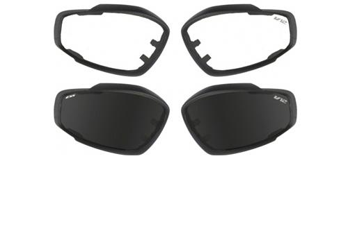 a94cee6d2 Náhradní skla pro Brýle ESS V12 Advancer britské Velká Británie originál  Varianta: bez přepravní krabičky