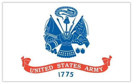 A.B. Vlajka US ARMY 90x150cm č.84