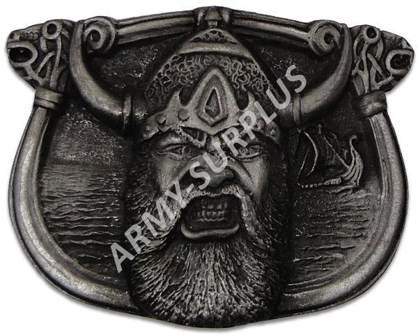 ČESKÝ VÝROBCE Přezka na opasek Western viking - starozinek B0927