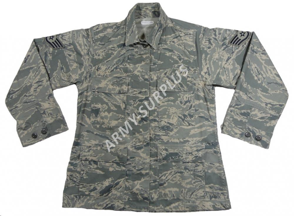 ARMÁDNÍ ORIGINÁL US ARMY Komplet US Air Force ABU originál Velikost kalhot: 30S