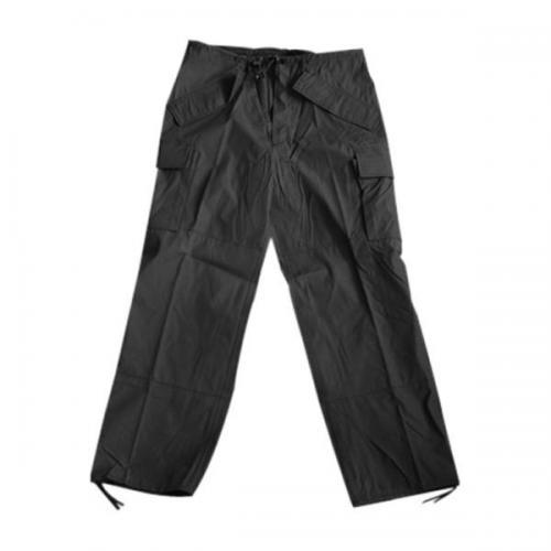 Kalhoty US ECWCS trilaminát černé MMB Velikost: XXL