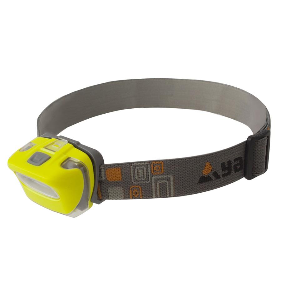 Baterka čelovka Caracal Yate COB LED