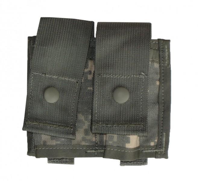 SPECIALITY DEFENSE Sumka US Molle na dva granáty 40mm ACU (UCP,AT-DIGITAL) originál