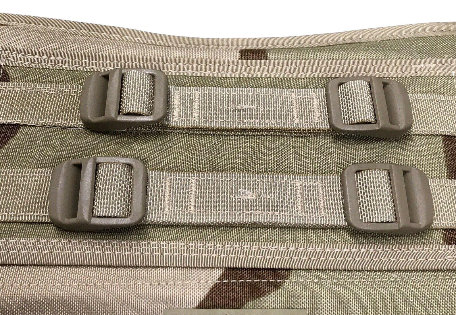 Bederní pás na batoh US Molle II Modular desert 3 originál nový 24aef29d4f