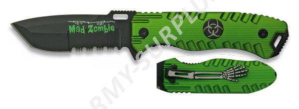 "Nůž zavírací Mad Zombie ""HAZARD II"" 19485 Albainox"
