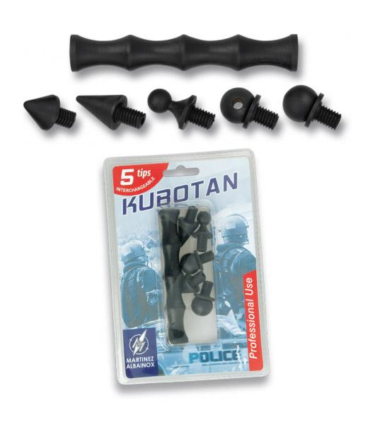 Kubotan ABS 5 kusů nádstavců 03008 Albainox