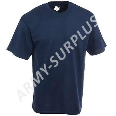 ARMÁDNÍ ORIGINÁL US ARMY Triko US krátký rukáv Navy modré originál Velikost: XXL