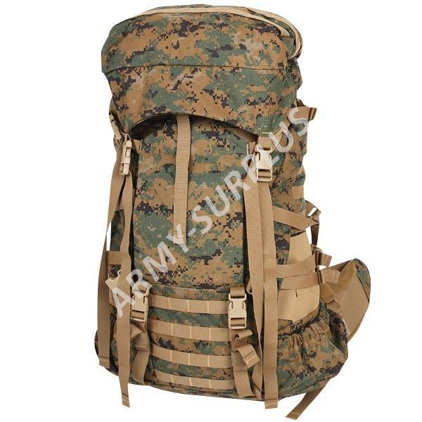 e16bed4c0b ARMÁDNÍ ORIGINÁL US ARMY Batoh USMC molle Marpat APB03 ILBE 2.generace  nekompletní nový originál