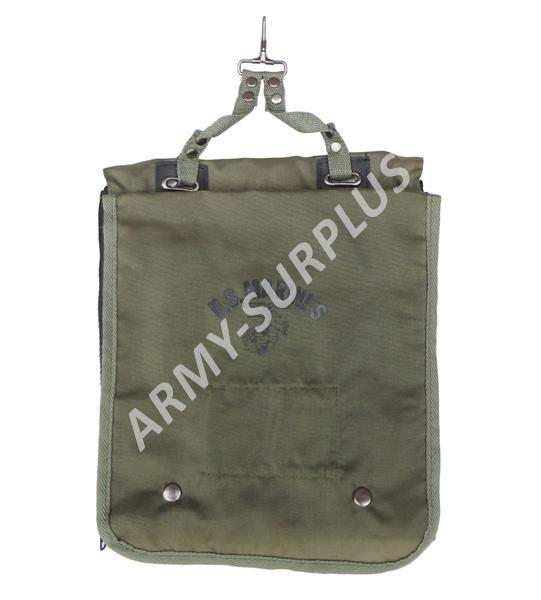 Taška na hygienické potřeby USMC Marines nylon oliv Varianta: bez loga