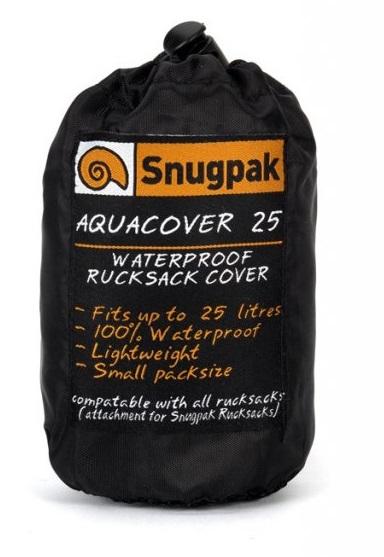 Snugpak Aquacover 25l potah (povlak,obal,převlek) na batoh reflexní žlutá
