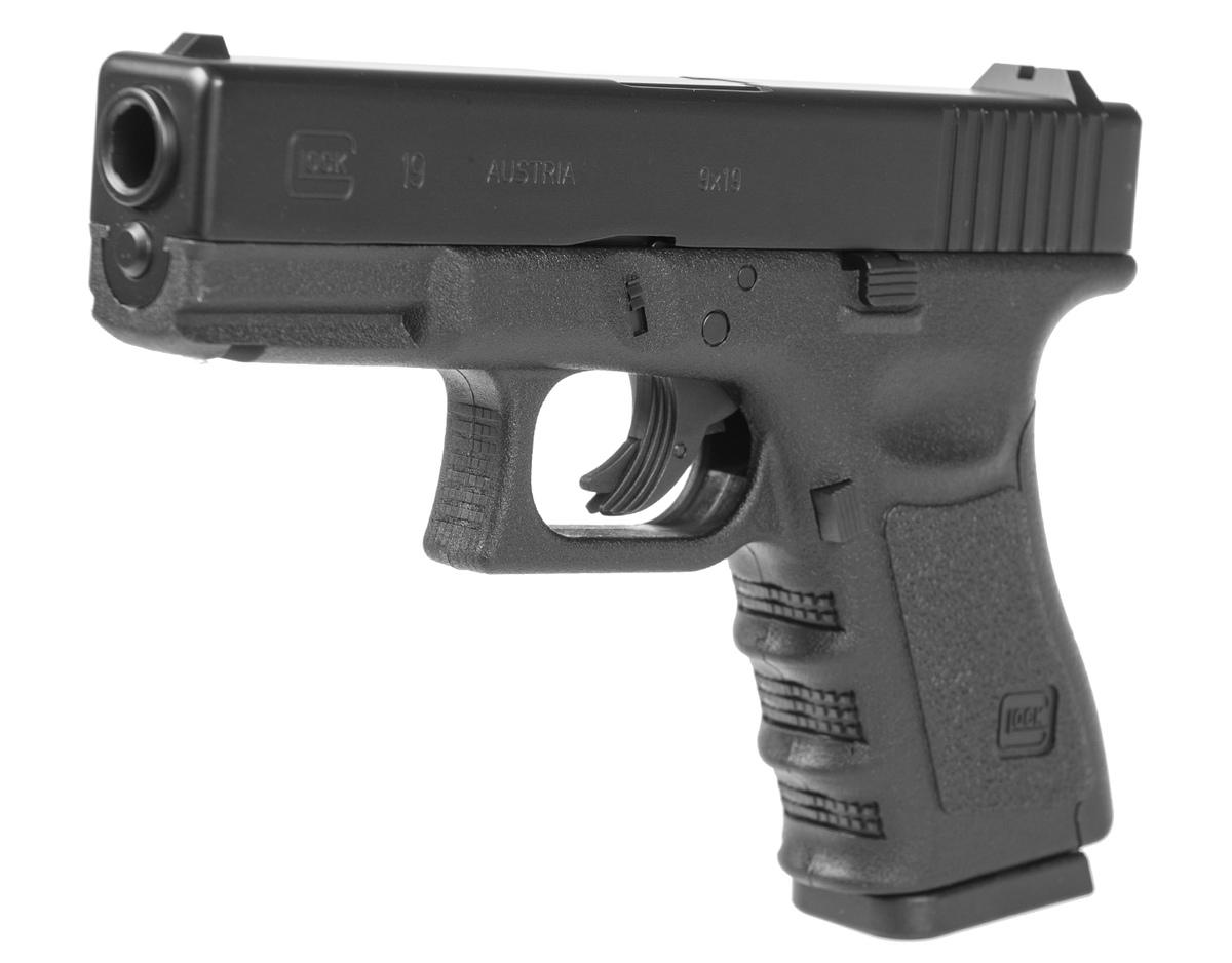 Glock 19 vzduchová pistole CO2 Umarex 4,5 mm / .177