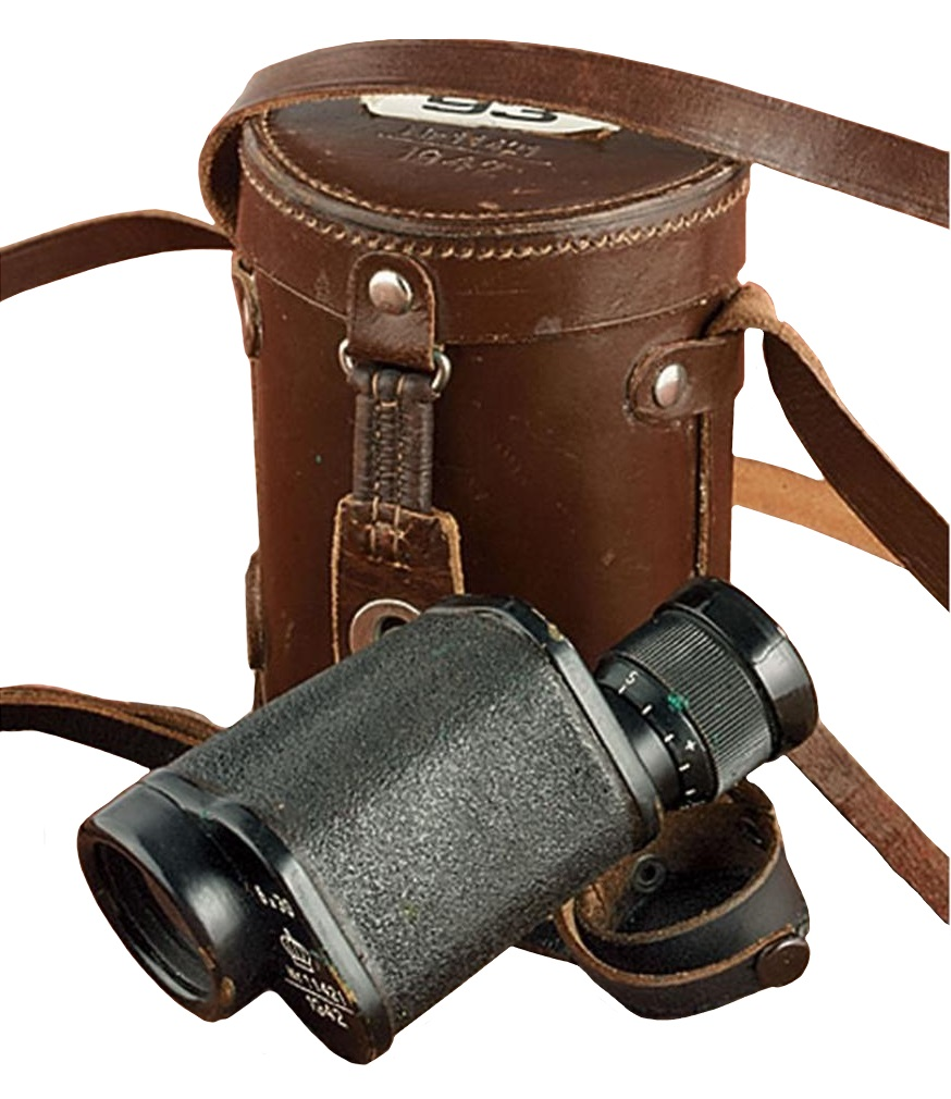 ARMÁDNÍ ORIGINÁL ŠVÉDSKO Monokulár dalekohled 6x30 armádní originál WWII Švédsko 1942 Varianta: Busc