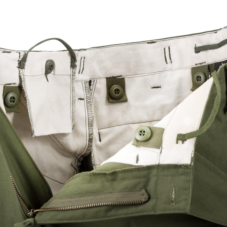 Kalhoty US M65 oliv Helikon SP-M65-NY-02 Vyberte velikost: XL/L