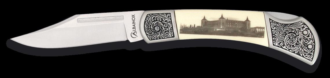 Nůž zavírací Albainox ALCAZAR 10843