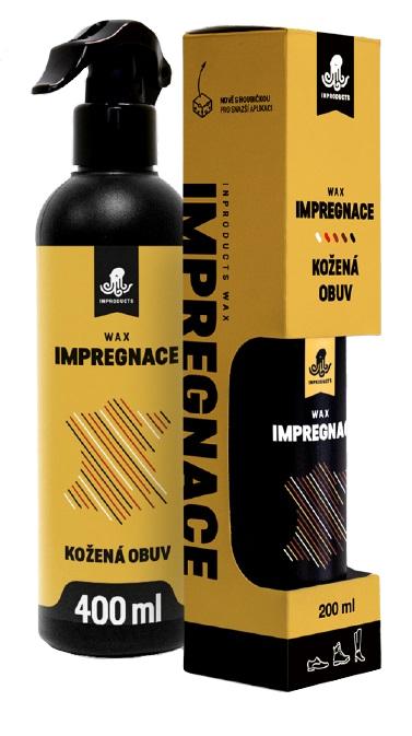 Impregnace na koženou obuv Inproducts 200 ml