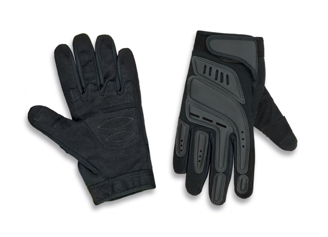 Rukavice Tactical Protection Dingo černé Albainox Velikost: XL černá dlaň