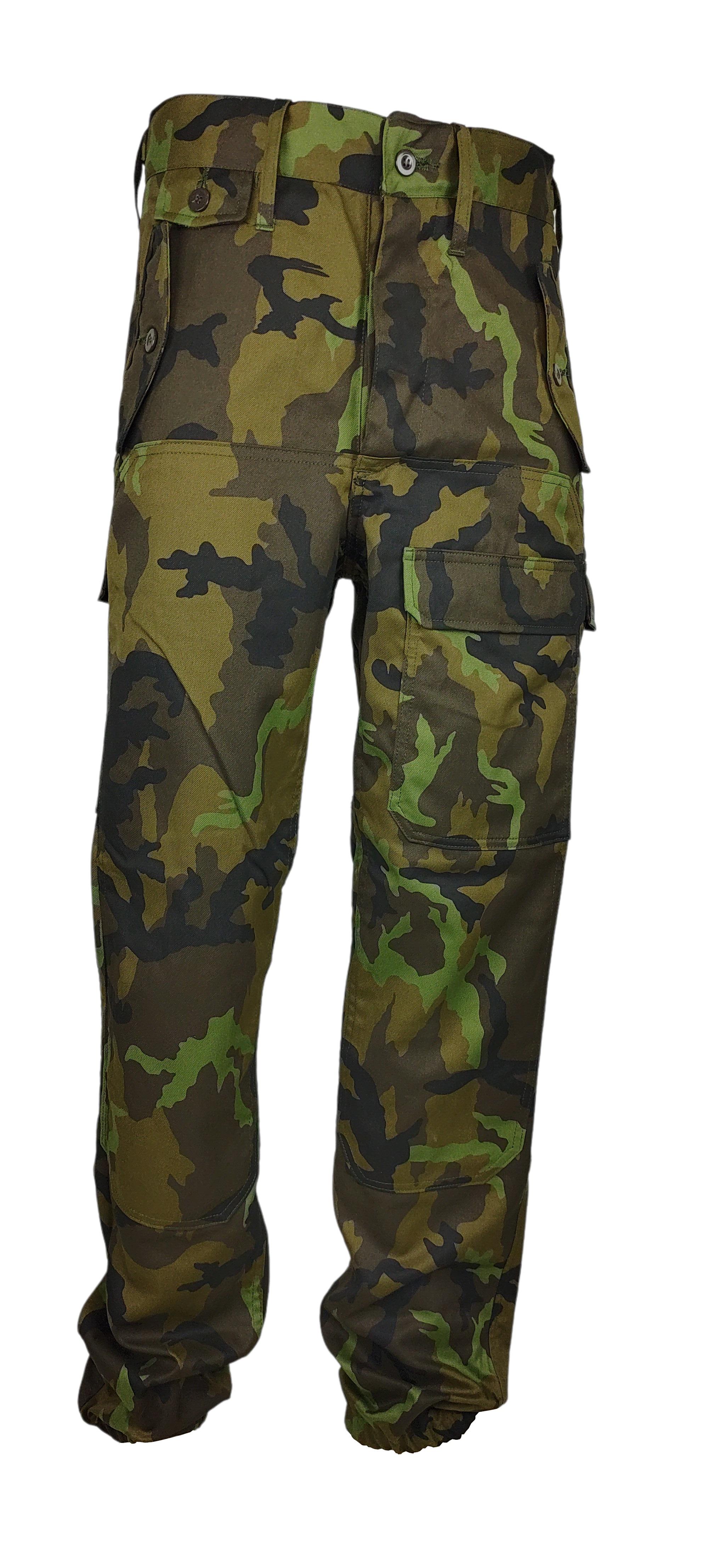 ČESKÝ VÝROBCE Kalhoty vz.95 AČR nové Vyberte velikost: 176/88