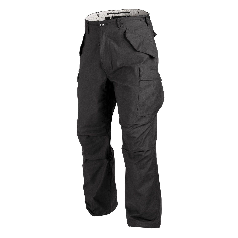 Polní kalhoty M65 černé Helikon SP-M65-NY-01 Velikost: S/R