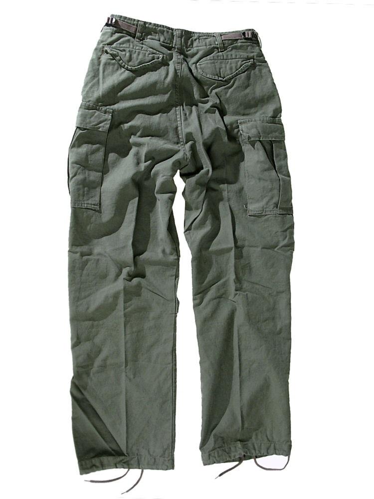 Kalhoty US M65 předeprané MMB oliv Velikost: XL