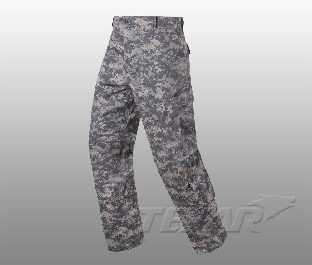 Kalhoty ACU AT-DIGITAL ripstop TEXAR UCP Velikost: XSmall-Regular