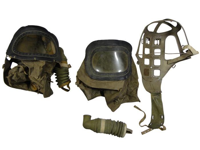 Plynová maska C3 (plynový dětský vak) 1939 kompletní britská Velká Británie Varianta: kompletní
