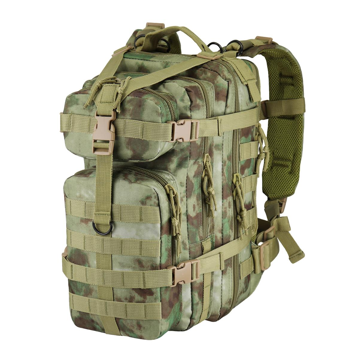 Batoh US ASSAULT Backpack ATACS-FG 25l molle CMG
