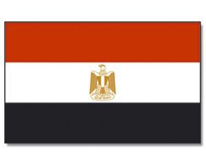 PROMEX Vlajka 90x150cm Egypt č.108
