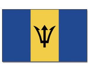 PROMEX Vlajka 90x150cm Barbados č.131