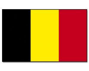 PROMEX Vlajka 90x150cm Belgie č.46