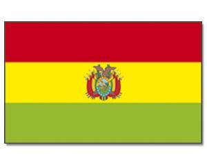 PROMEX Vlajka 90x150cm Bolívie č.133
