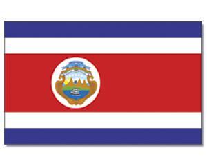 PROMEX Vlajka Costa Rica 90x150cm č.136