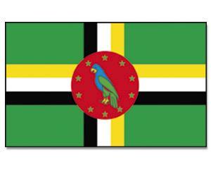 PROMEX Vlajka Dominica 90x150cm č.202