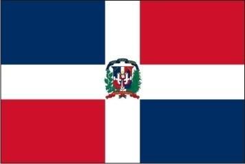PROMEX Vlajka Dominikánská Republika 90x150cm č.139