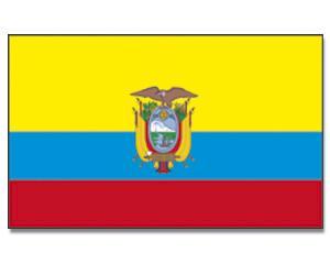PROMEX Vlajka 90x150cm Ekvádor č.140