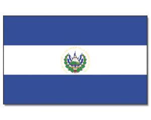 PROMEX Vlajka El Salvador 90x150cm č.203